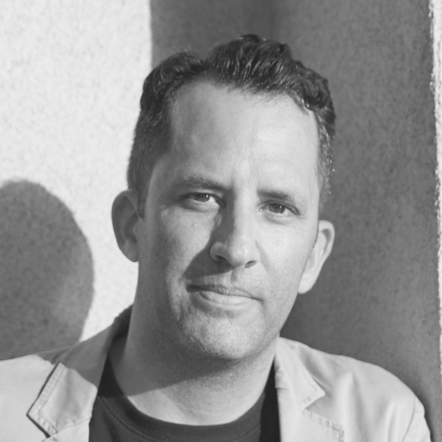 Jonathan Sinton portrait
