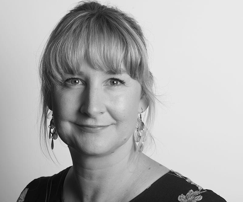 Denise Hamblin portrait